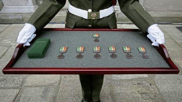 civil & military medals